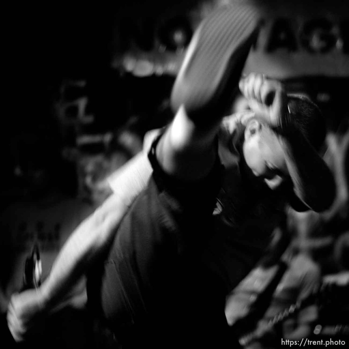 Joey Vela, Second Coming at gilman st. 4.16.2005