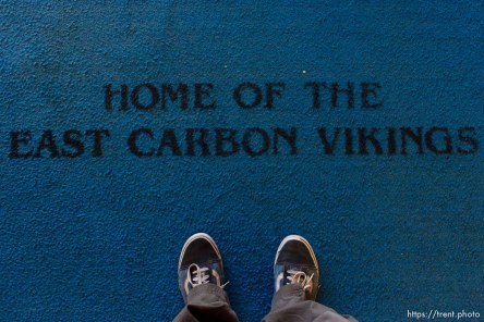 East Carbon High School