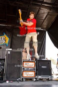 The Starting Line, Vans Warped Tour, Fairgrounds; 7.16.2005
