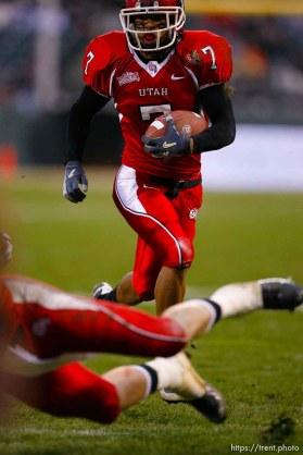 University of Utah vs. Georgia Tech, Emerald Bowl, San Francisco.