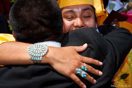 Whitehorse High School graduation.
