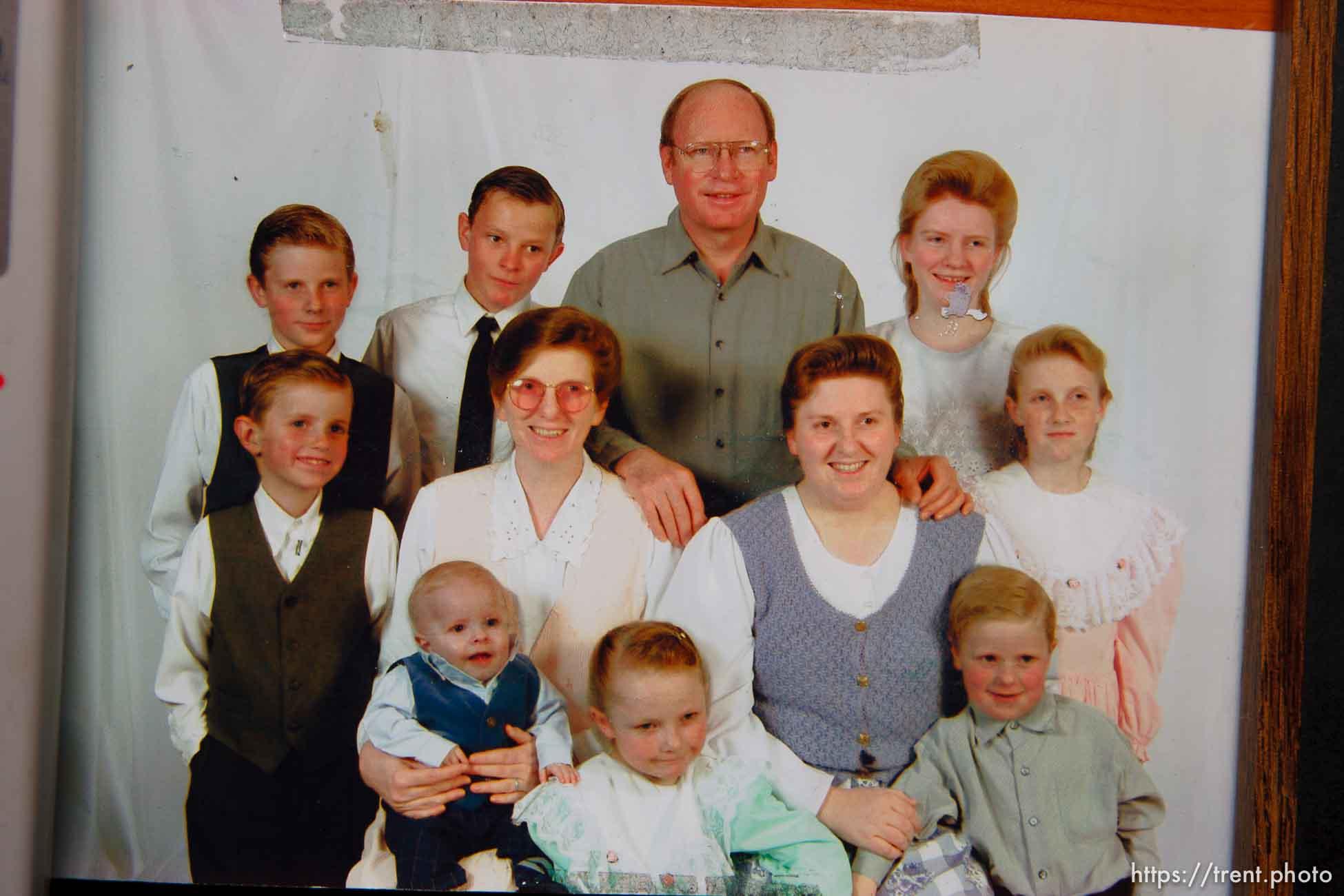 richard holm family photos