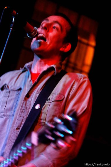 Salt Lake City - Ted Leo and the Pharmacists at In the Venue; 4.21.2007