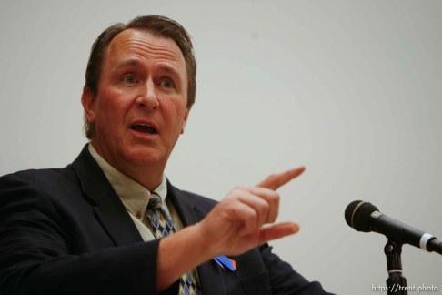 Utah attorney general mark shurtleff.