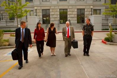 Bill Richards (assistant Arizona attorney general), Margaret Cooke, Jennifer Dobner, Bruce Wisan, Seth Cooke