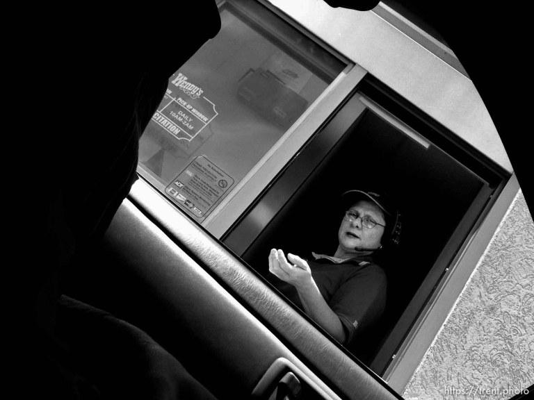 Drive Through Window – 17233