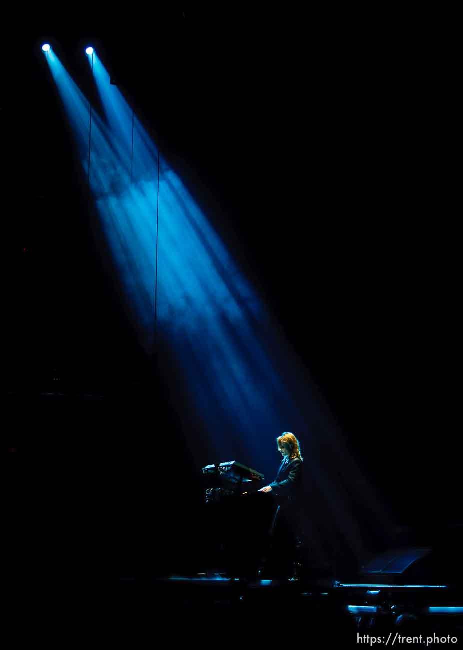 Trent Nelson | The Salt Lake Tribune Trans-Siberian Orchestra performed at EnergySolutions Arena Thursday, November 18, 2010.
