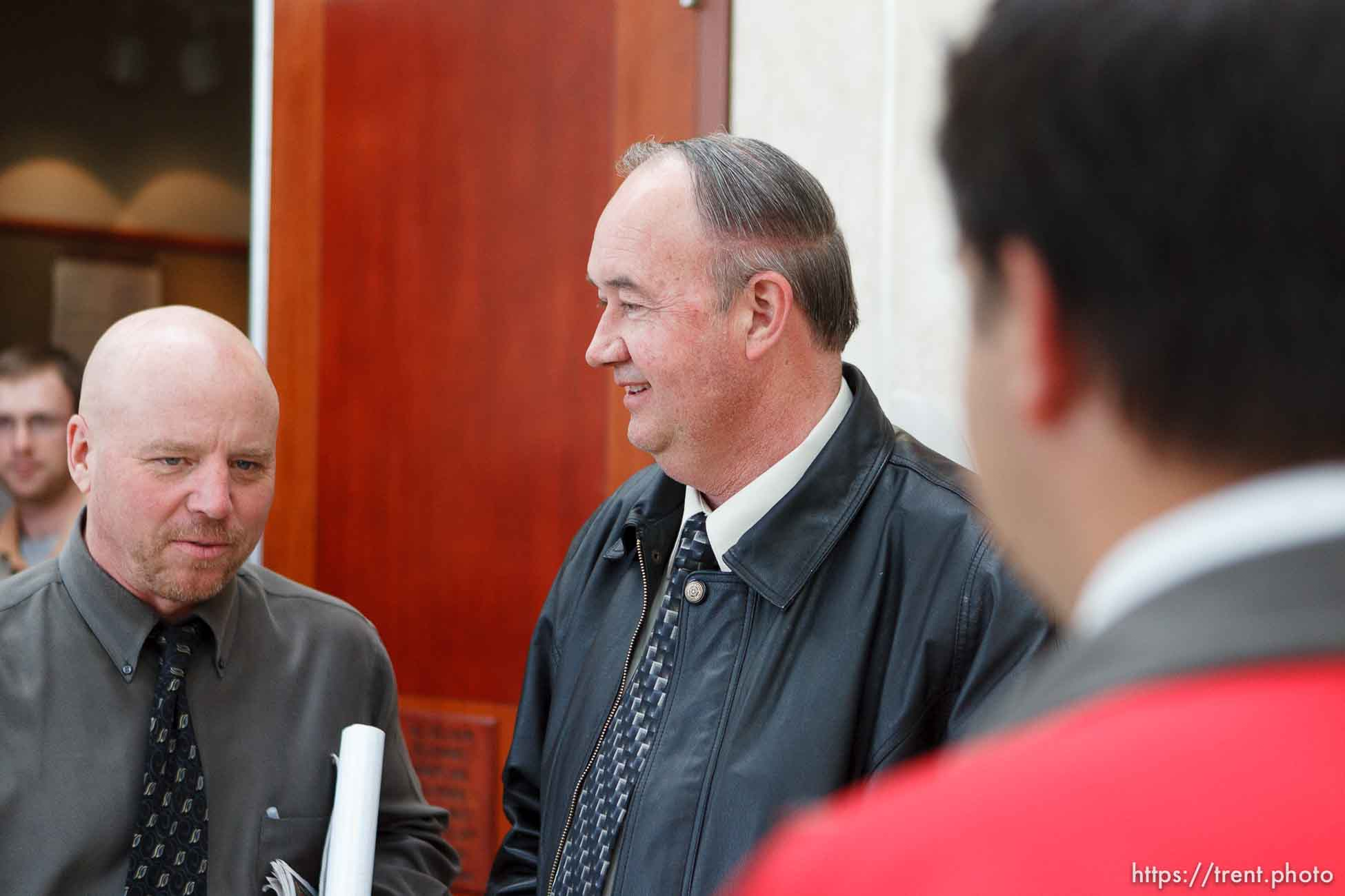 Trent Nelson | The Salt Lake Tribune The Utah Supreme Court heard arguments in Salt Lake City, Utah, Tuesday, April 12, 2011, involving the FLDS Church's United Effort Plan (UEP) land trust. paul murphy