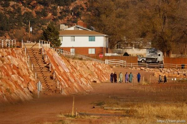 women in UEP field Thursday November 29, 2012.