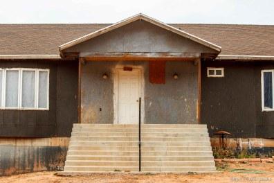 zion over door, Friday November 30, 2012.