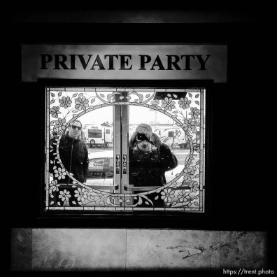 private party. south state project. trent nelson, grayson west