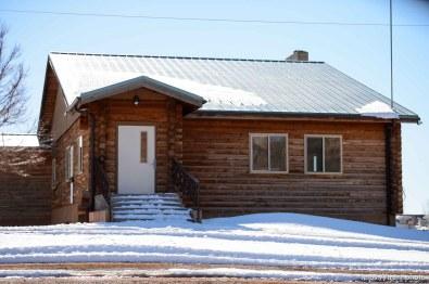 Trent Nelson | The Salt Lake Tribune Holding out Hope community center, in Colorado City Sunday December 15, 2013.
