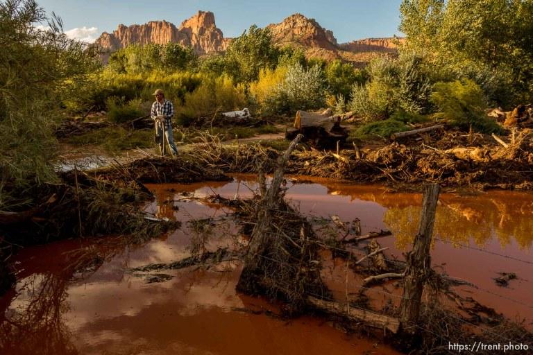 Short Creek Flash Flood – Search