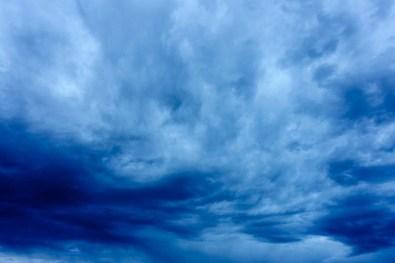 clouds, hike, hurricane, Sunday February 12, 2017.