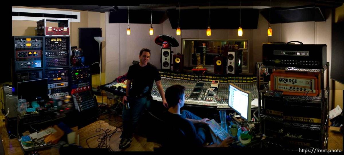 The Blasting Room Studios
