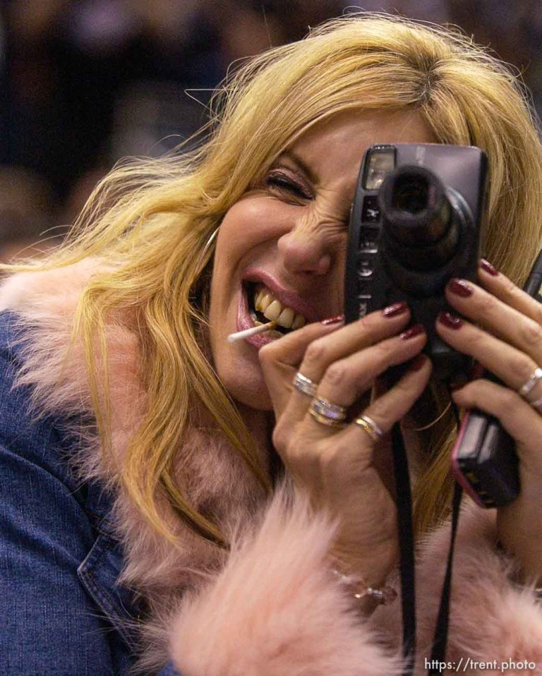 Photographing Michael Jordan