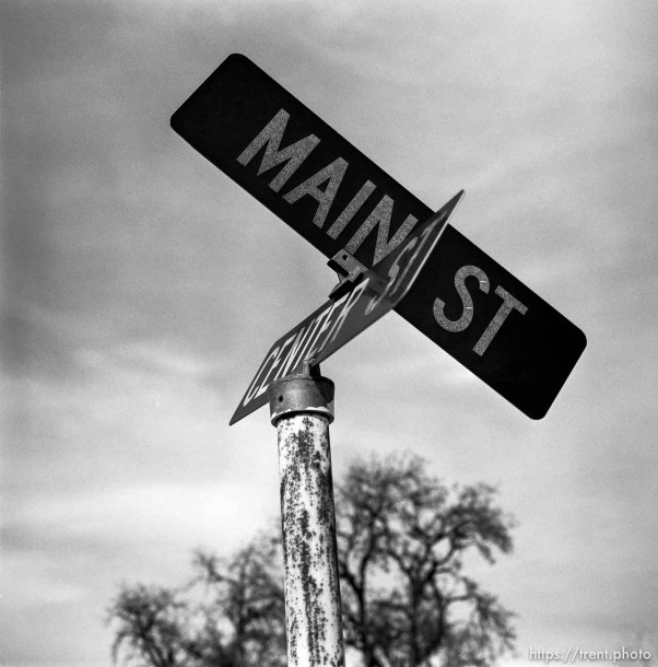Main Street photo essay. 02/19/2003