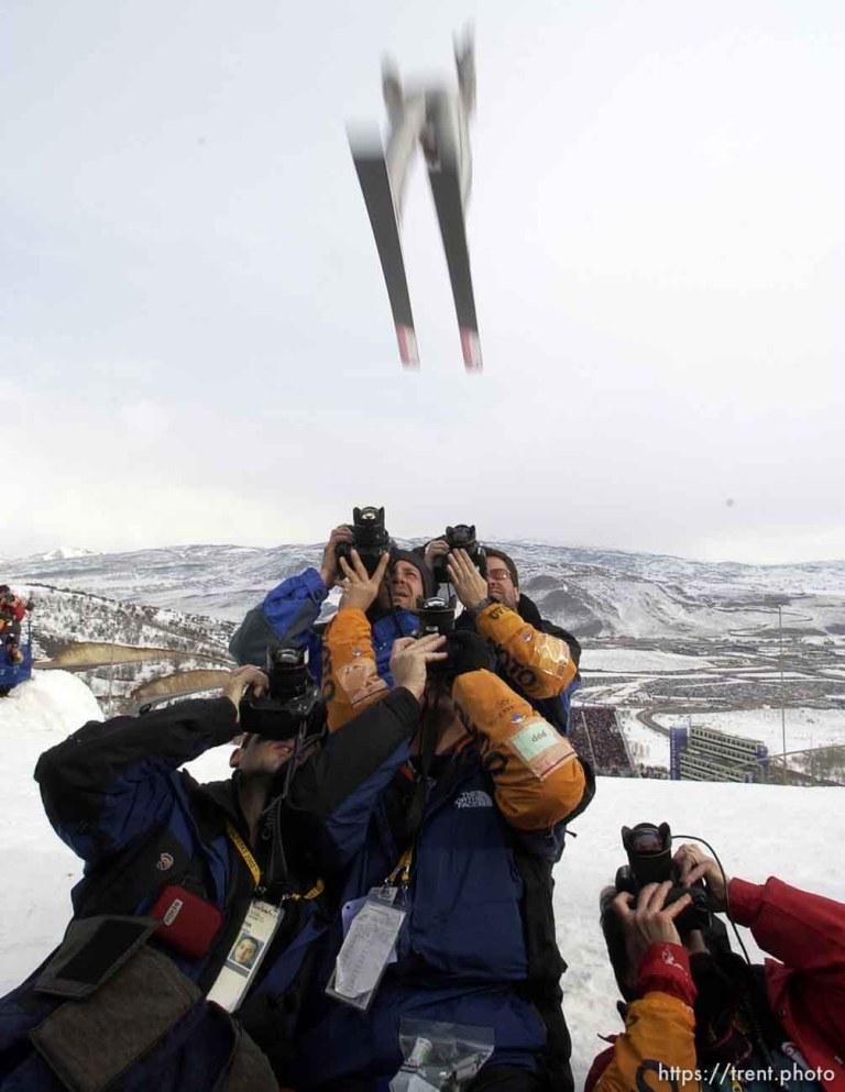 K120 Team Ski Jump