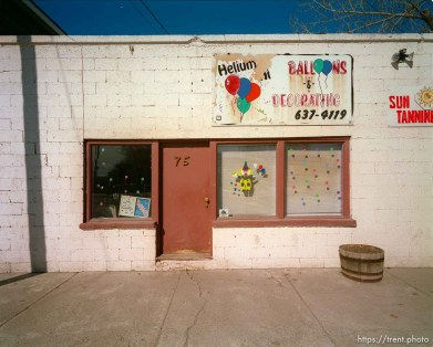 old party supply store