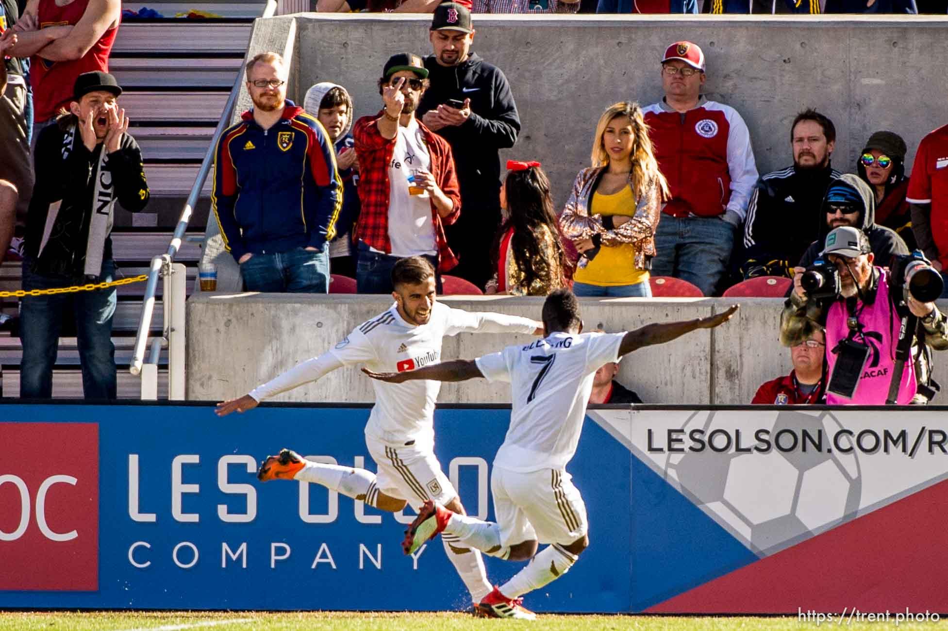 RSL v Los Angeles FC