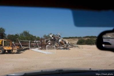 Eldorado - scrap pile. YFZ ranch Tuesday June 3, 2008.