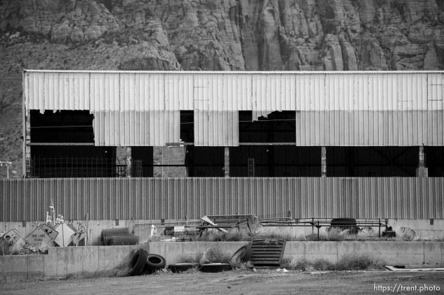 warehouse, Friday April 15, 2016.