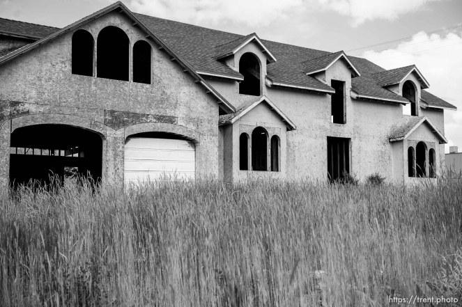 Trent Nelson   The Salt Lake Tribune empty home, Monday May 8, 2017.