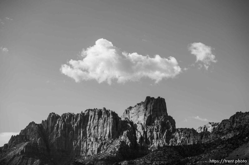 Trent Nelson | The Salt Lake Tribune vermillion cliffs, Monday May 8, 2017.