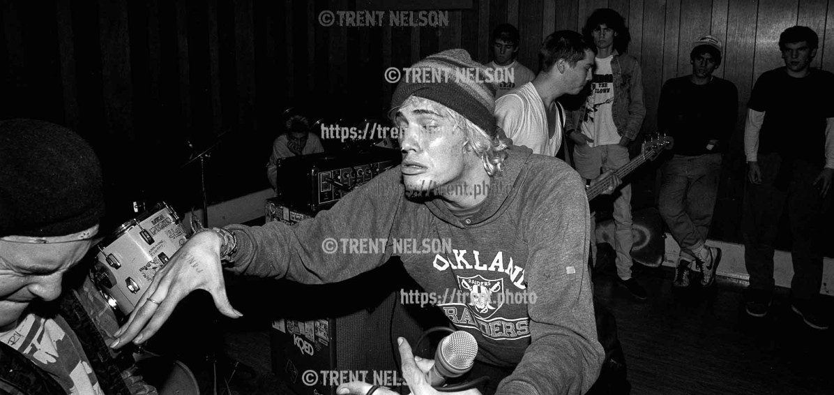Operation Ivy at Davis Veterans Hall.