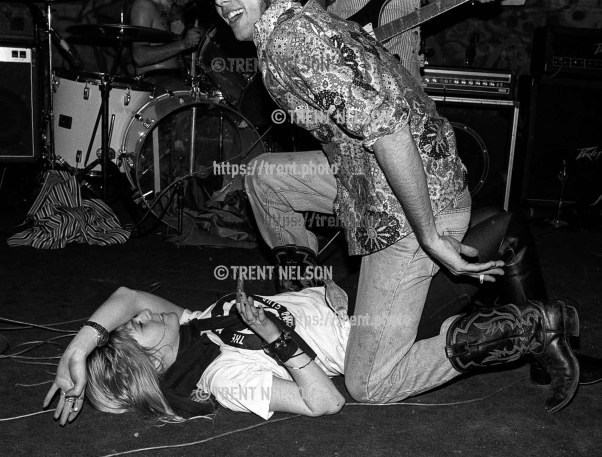 The Hickoids at Gilman Street.