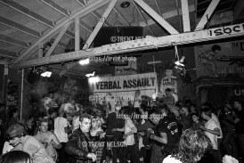 Verbal Assault at Gilman Street.