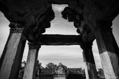 Angkor Wat, August 1, 2019