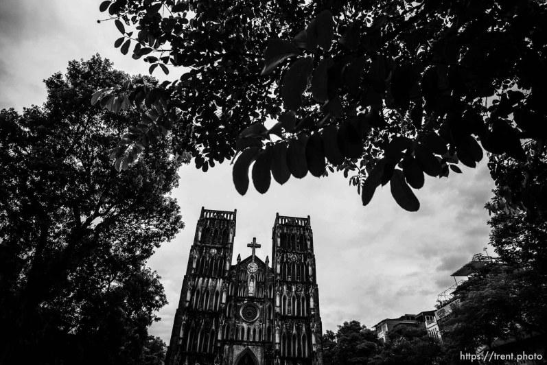 St. Joseph's Cathedral, Hanoi, August 2, 2019