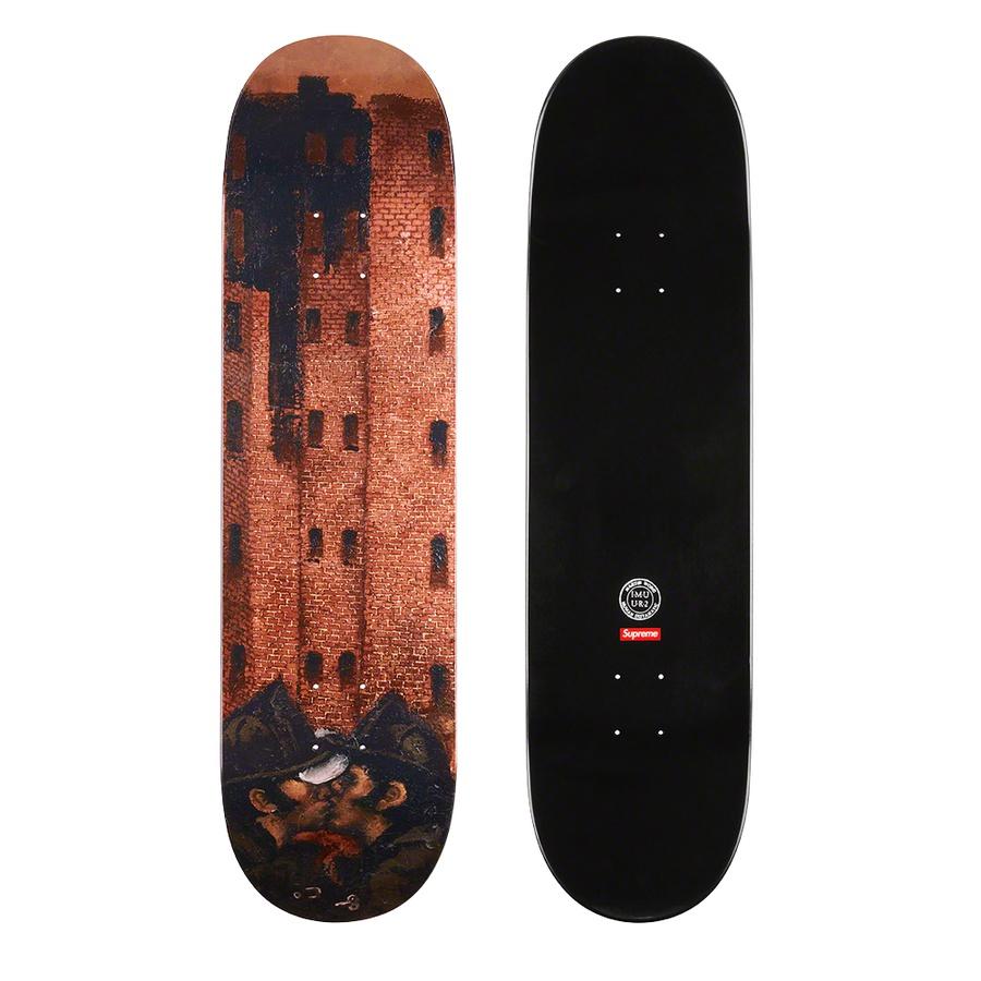 Supreme/Martin Wong Big Heat Skateboard