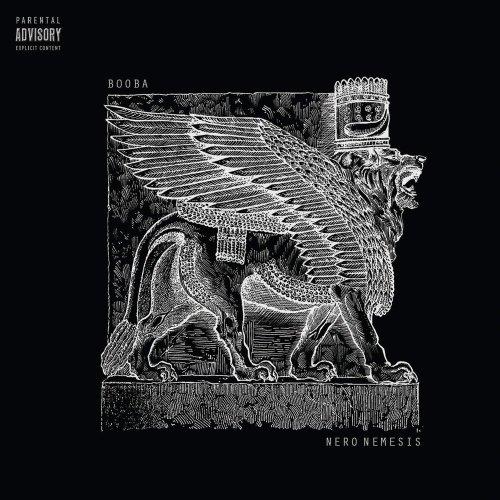 Couverture album Booba Nero Nemesis 2015