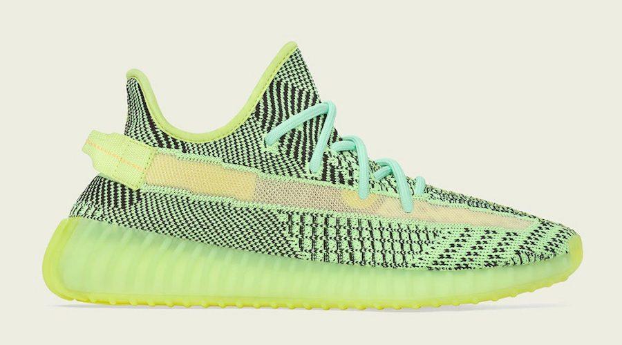 Adidas Kanye West Yeezy Boost 350 V2 Yeezreel