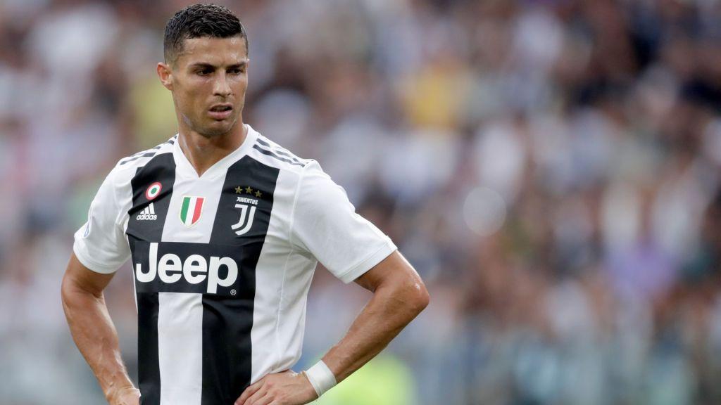 Cristiano Ronaldo CR7 Juve