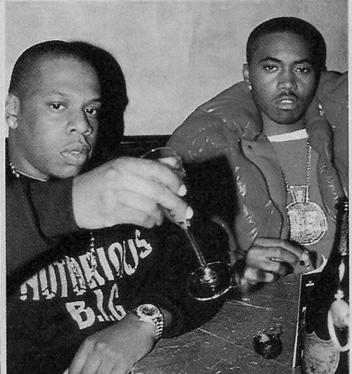 Jay-Z and & et Nas