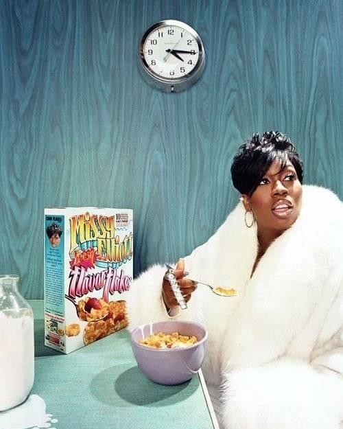 Missy Elliott Cereal
