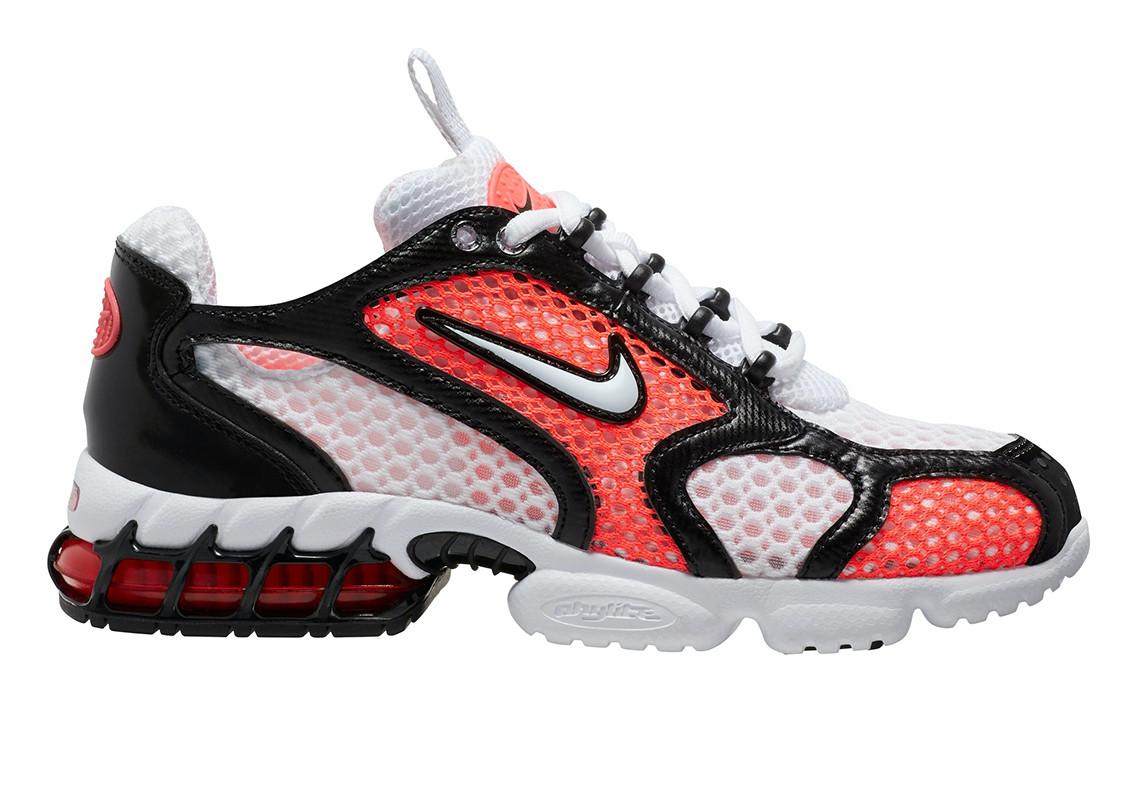 Nike : des nouveaux colorways pour la Air Zoom Spiridon Caged 2
