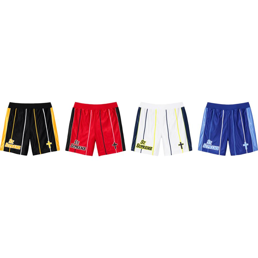 Supreme St Basketball Short S/S20