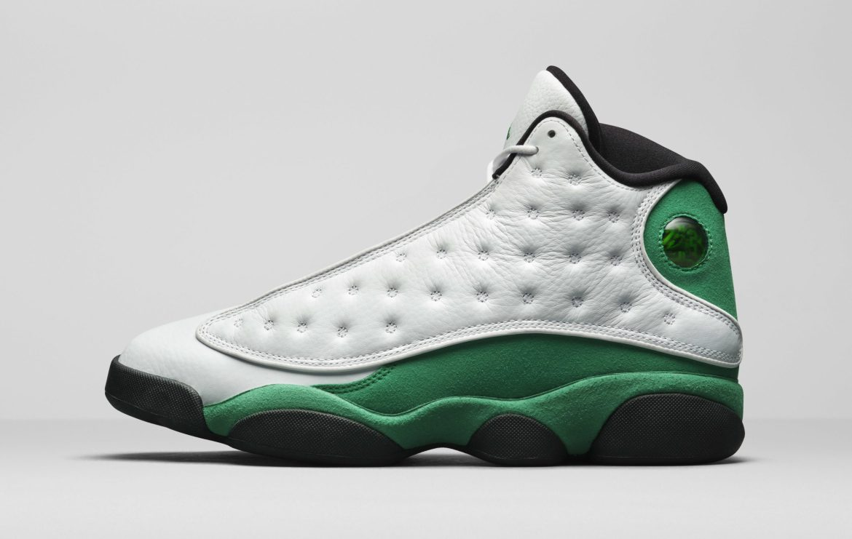 Air Jordan 13 Retro Lucky Green