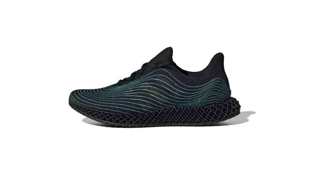 Parley x Adidas UltraBoost 4D Core Black