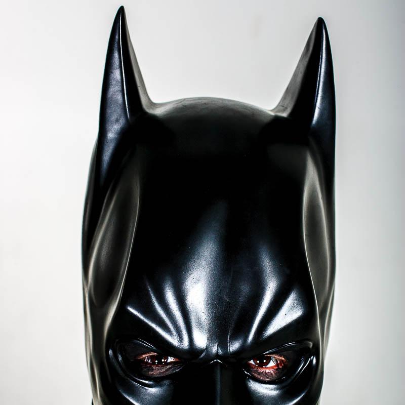James Carlson as The Dark Knight
