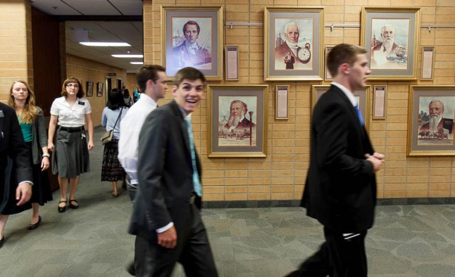 LDS Church's Missionary Training Center (MTC)