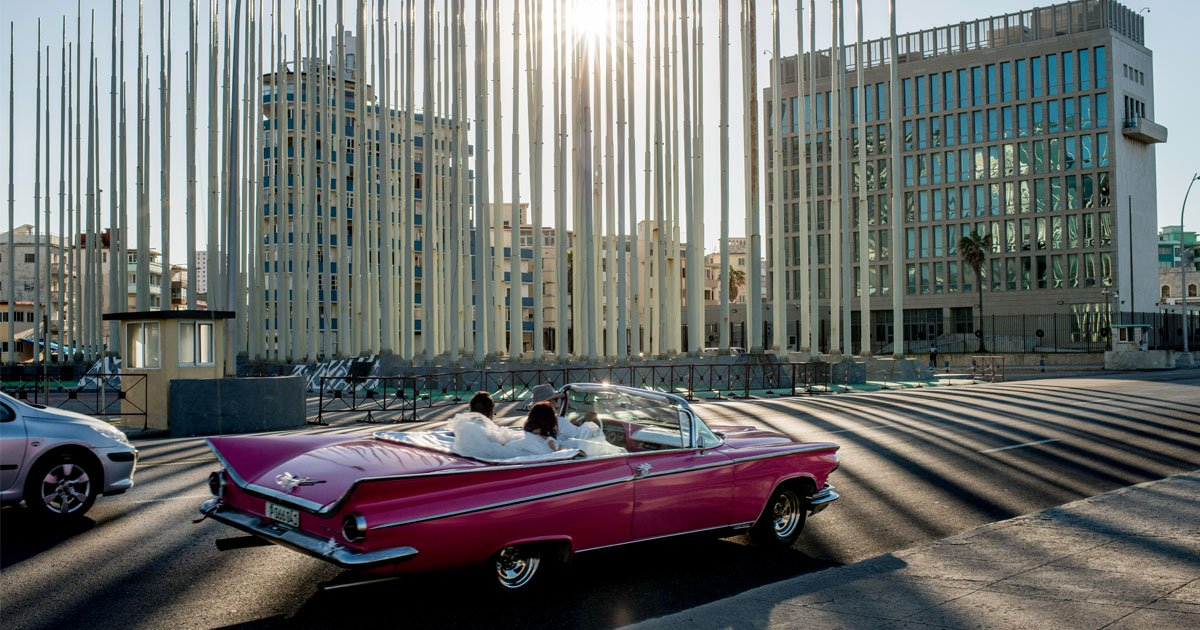 The Sound and the Fury: Inside the Mystery of the Havana Embassy — ProPublica