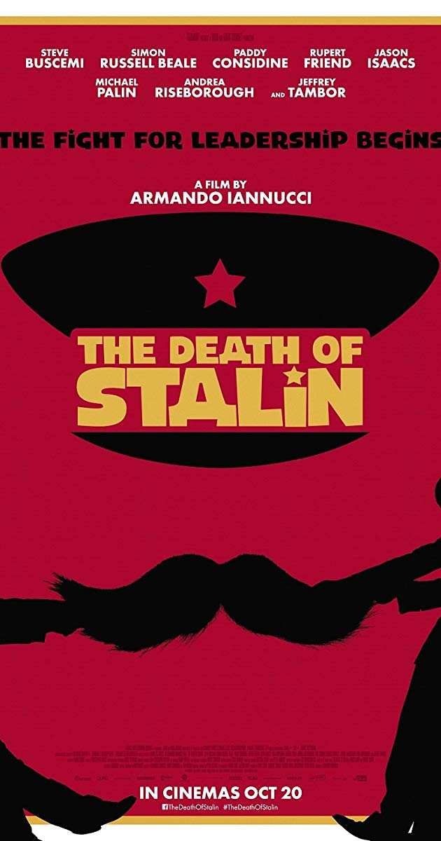 The Death of Stalin (2017) - IMDb