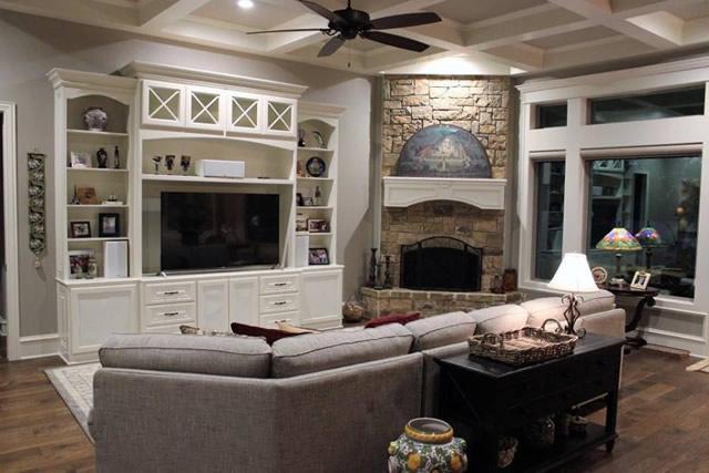 Texas Home Design And Home Decorating Idea Center: Living