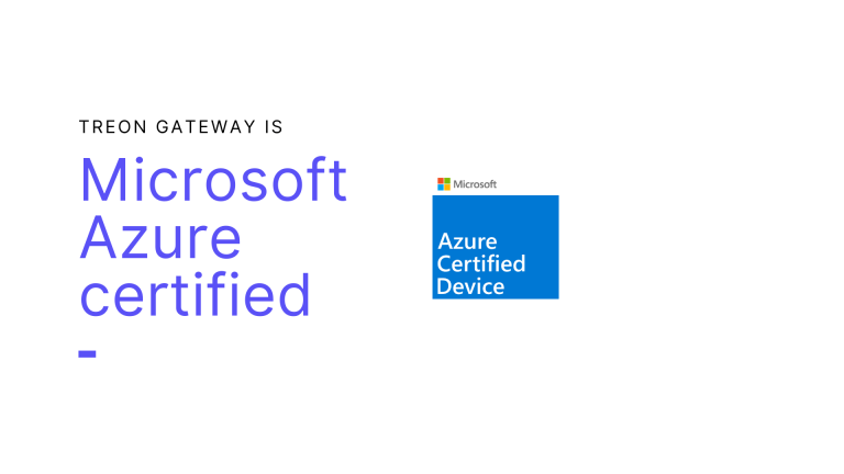 Treon Gateway is Microsoft Azure Certified