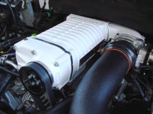 Whipple Ford F150 Lincoln Mark LT Truck 54L 20042008 Supercharger Intercooled Tuner Kit W140AX